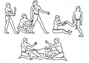 масаж в древен Египет