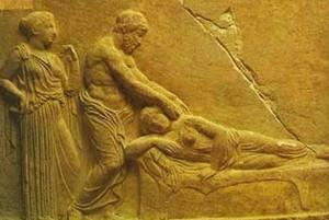 древен масаж