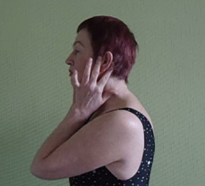 разтриване на уши