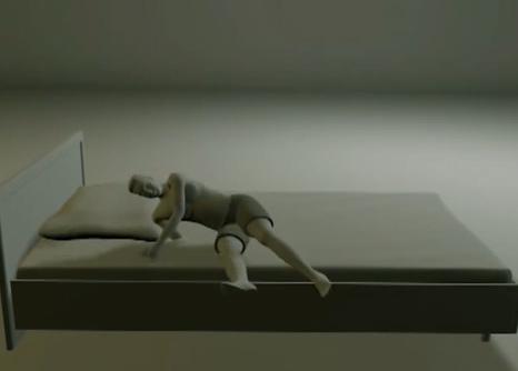 ставане от легнало положение