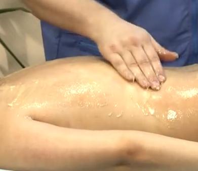 въздействие на медения масаж