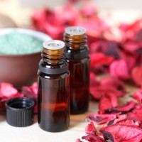 етеричните масла в аромамасажа