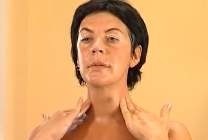 надключичните лимфни възли