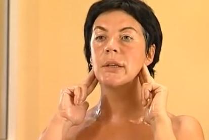 задчелюсните лимфни възли