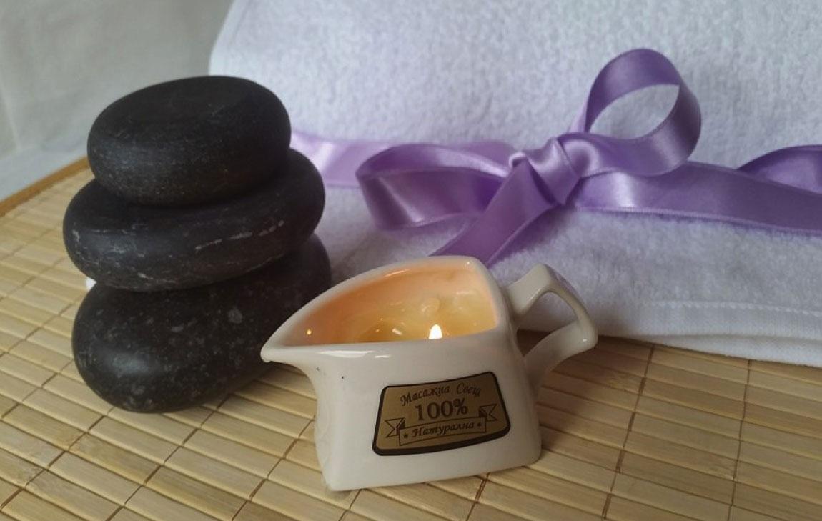 масажни свещи