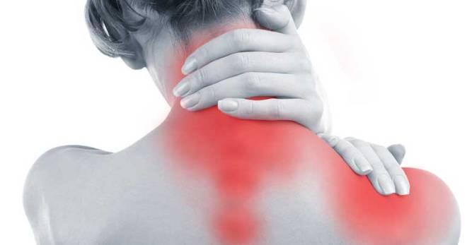 Масажи при болки в мускулите