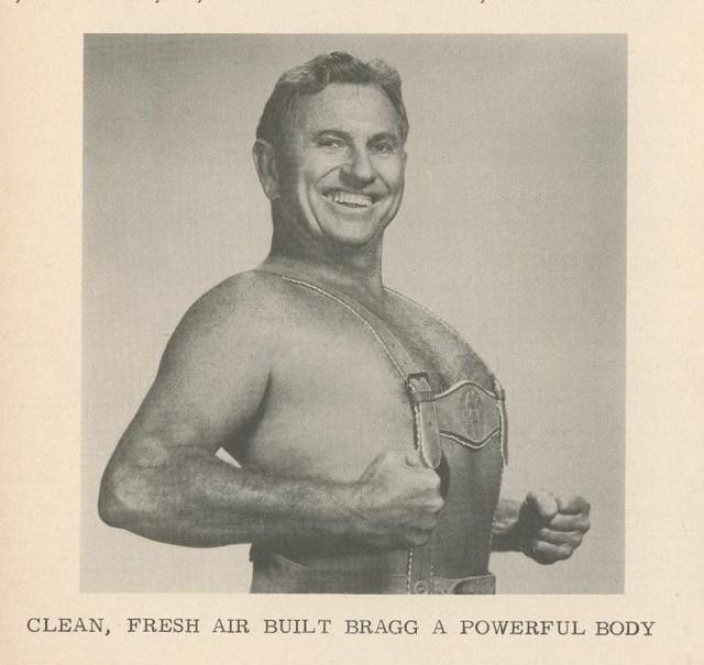 Пол Брег американски диетолог