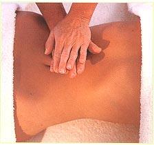 масаж при газове на корема