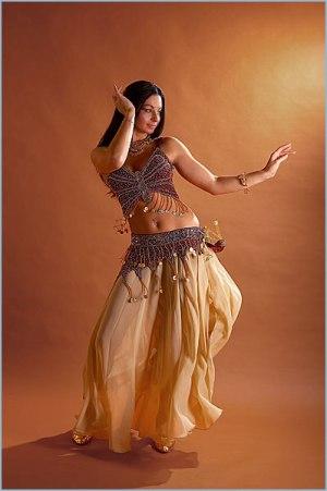 танцът на корема
