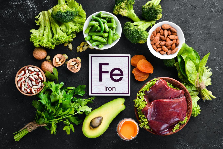 желязо в храната