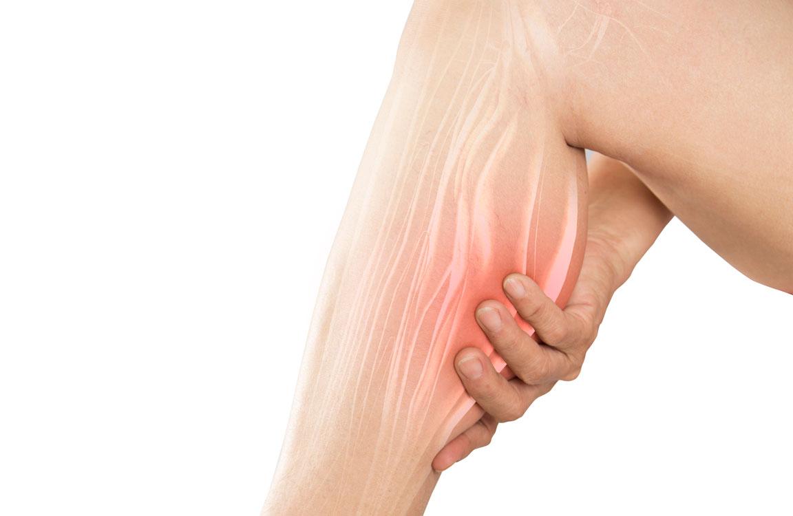масаж при нервно-мускулен спазъм