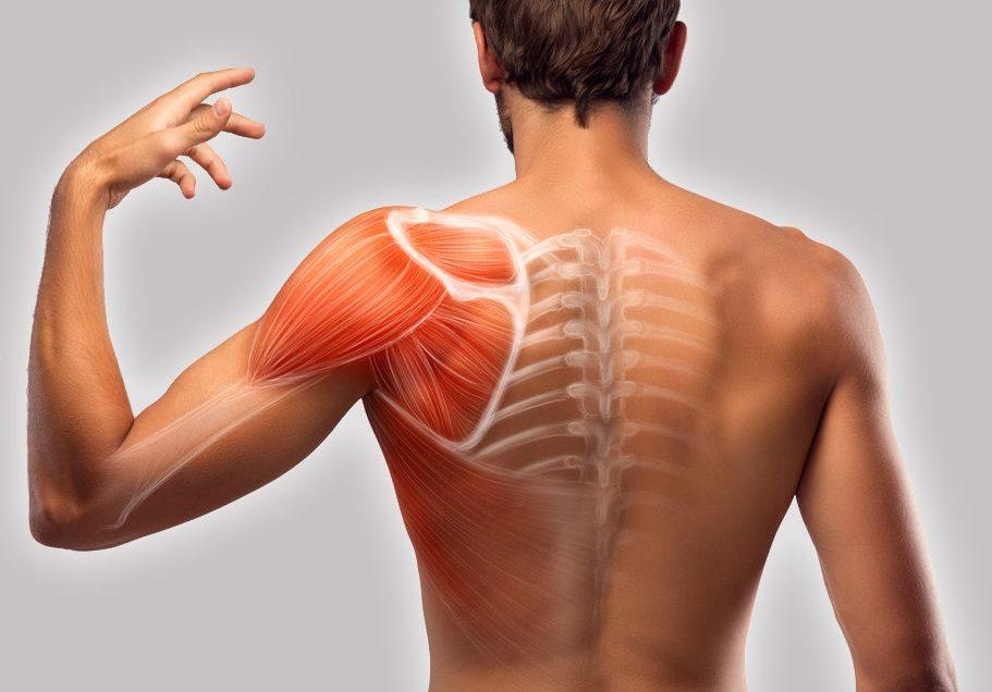 масаж при Миофиброза