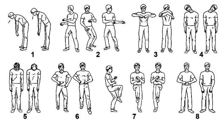 дихателна гимнастика на Стрелникова