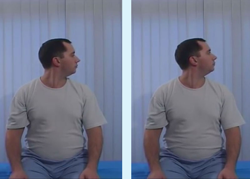 гимнастика при остеохондроза