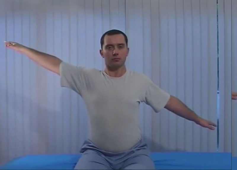 упражнения шушонин