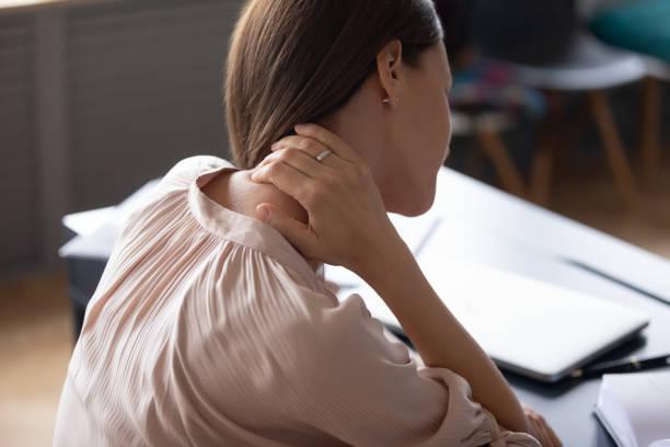 мускулни спазми масаж