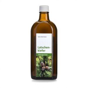 Масажно масло от планински бор