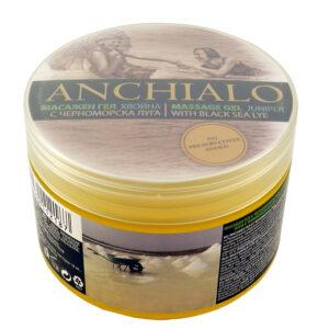 Масажен гел от черноморска луга с хвойна, 300 гр